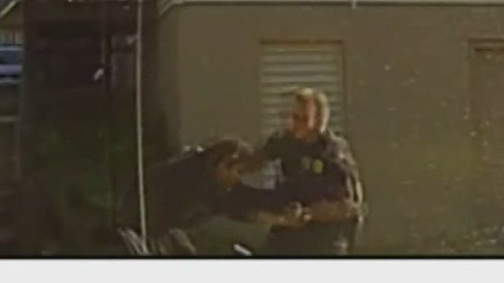3News Investigates obtains dashcam video from Mansfield police shooting