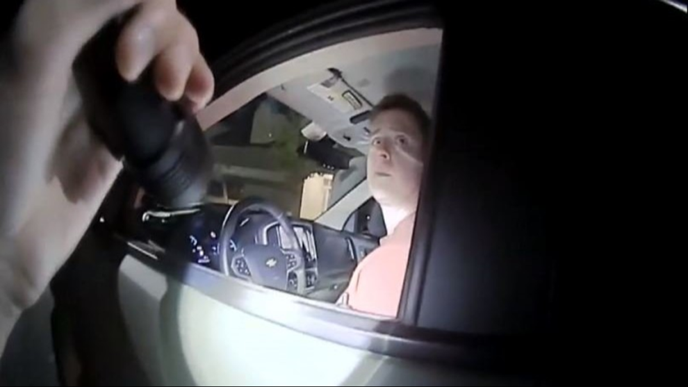 Watch: Body camera footage shows traffic stop involving Cleveland Browns chief of staff Callie Brownson amid OVI arrest