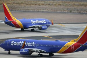 FAA issues nationwide ground stop for Southwest Airlines