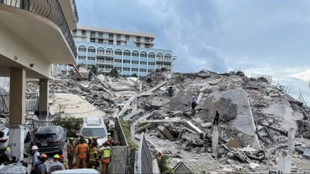 Bedford firefighter preparing to aid Miami search and rescue crews following partial condo collapse