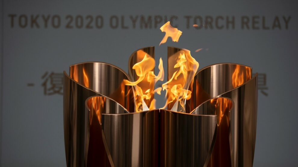 Report: Stages of Olympic torch relay to be pulled off Tokyo roads