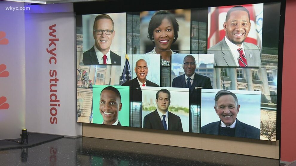 Cleveland mayoral candidates discuss police reform during forum at Case Western Reserve University
