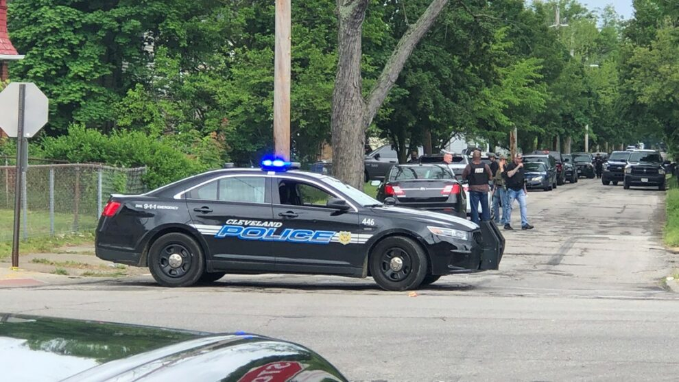 Man wanted in double homicide arrested after standoff with Cleveland Police