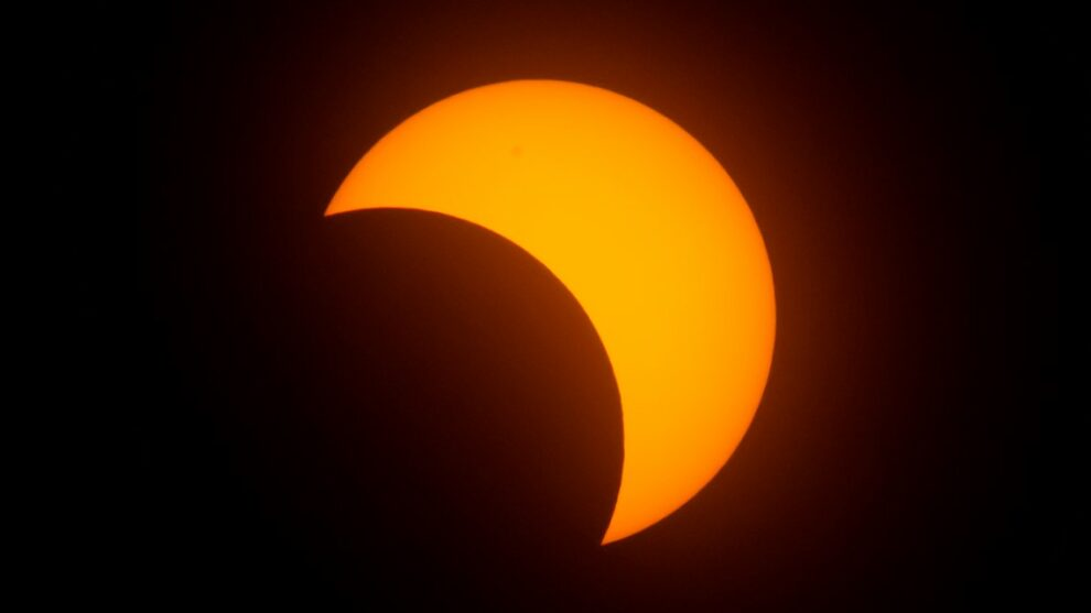 Northeast Ohio to see a partial solar eclipse