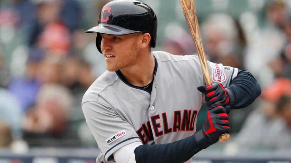Cleveland Indians trade 1B Jake Bauers to Seattle Mariners
