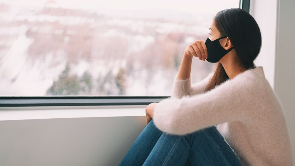 Overcoming social anxiety to resume a crowded life
