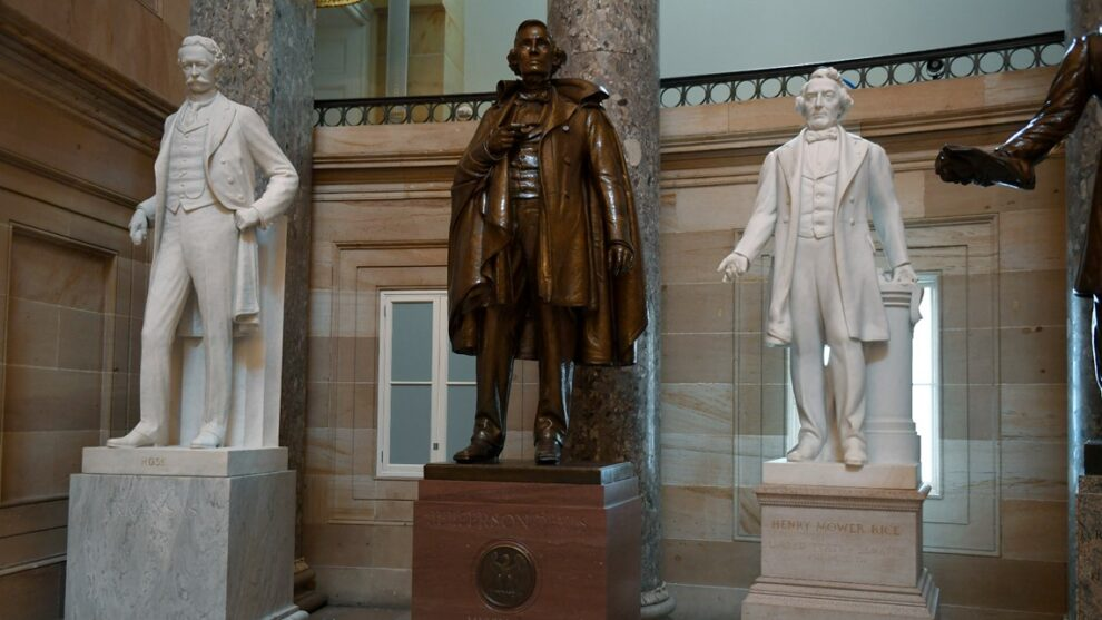 House looks to remove Roger Taney bust, Confederate statues