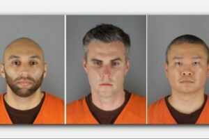 Trial date set for three other officers charged in George Floyd