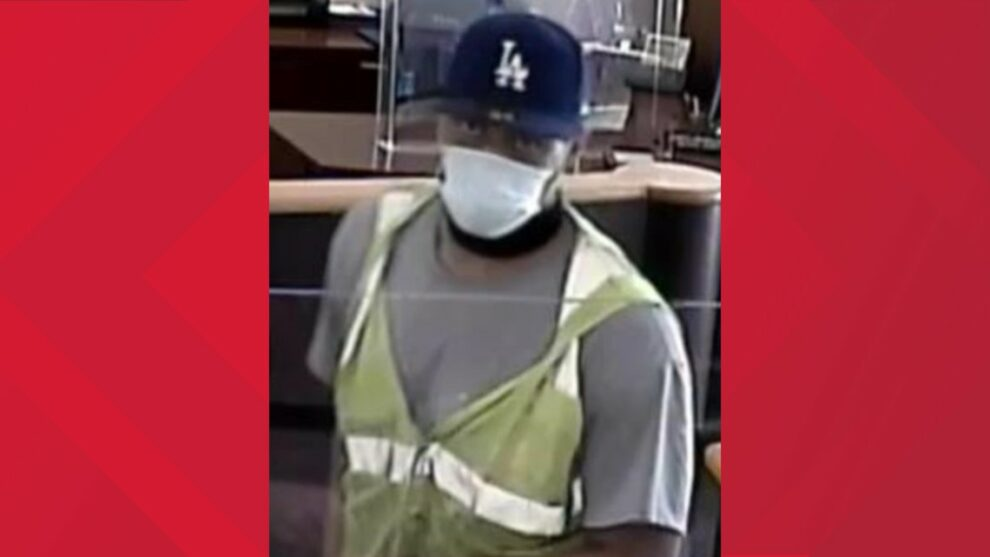 Police, FBI search for suspect in Medina County bank robbery