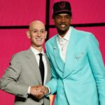 Cleveland Cavaliers select USC C Evan Mobley with No. 3 pick in 2021 NBA Draft