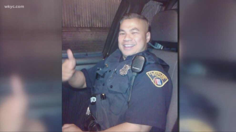 Mortgage for family of fallen Cleveland officer Vu Nguyen paid off by Tunnel to Towers Foundation