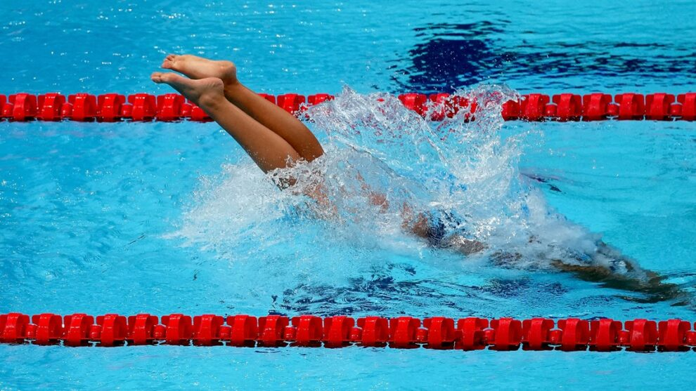 How cold are Olympic pools? Other swimming-related questions answered