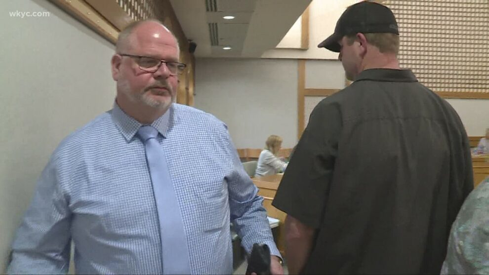 Kirtland police chief suspended without pay; next termination hearing set for August 2