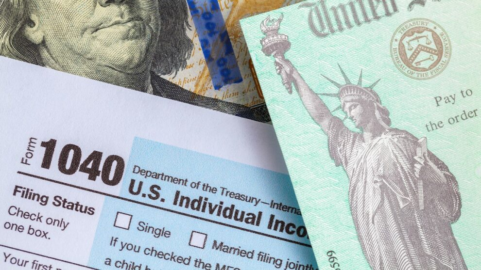 IRS sending out 4 million more tax refunds to those who overpaid on unemployment