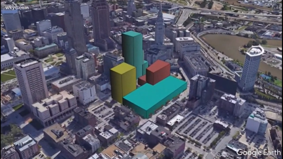 Watch live: City of Cleveland reviews Sherwin-Williams global headquarters proposal