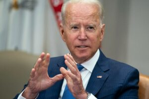 Biden to announce COVID-19 vaccine push for federal employees