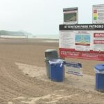 Water quality predicted to be poor Friday at some Lake Erie beaches