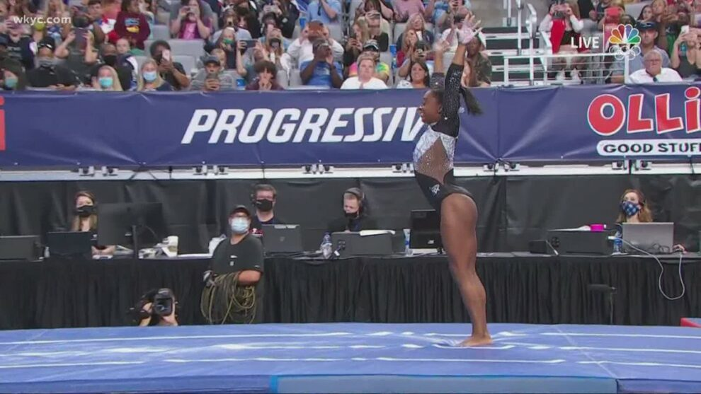 Breaking barriers for young girls in the world of gymnastics