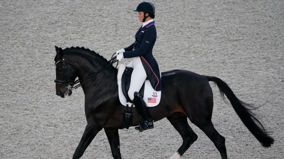 Gates Mills, Ohio, horse helps United States win silver medal at Tokyo Olympics