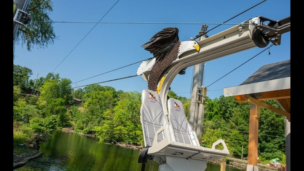 Cleveland Zoo opens Eagle Zip Adventure zip line attraction: What you can expect