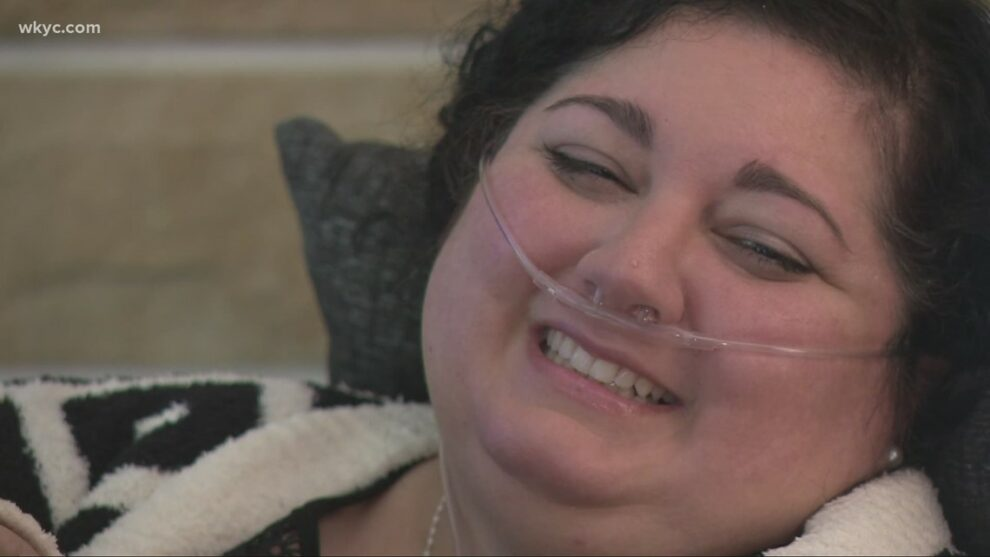 Faces of COVID: Northeast Ohio woman returns home after 83 days in the hospital