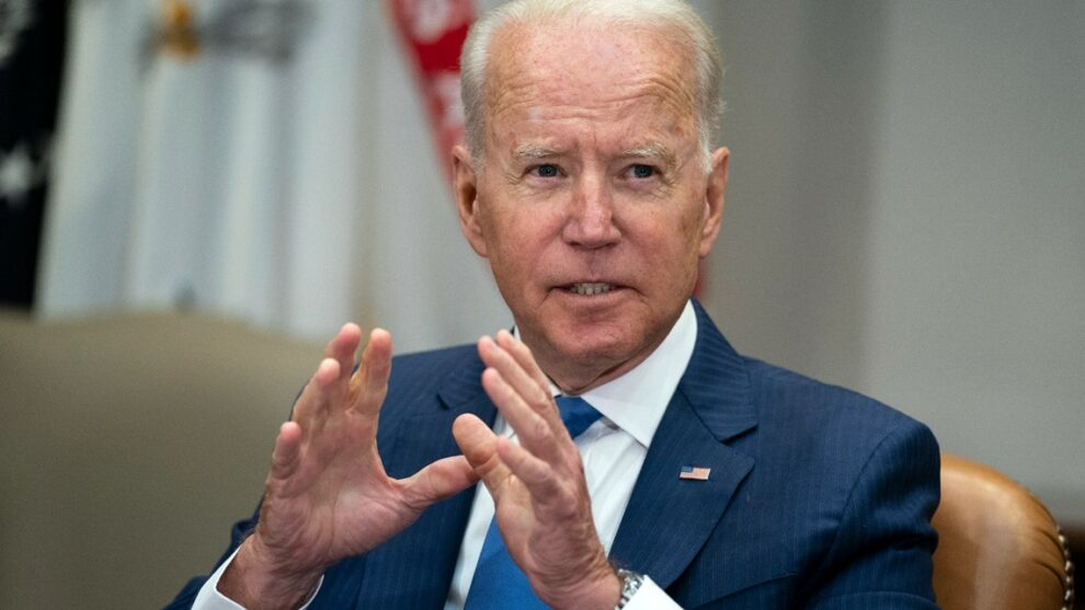 Pressured by allies, Biden escalates fight for voting rights