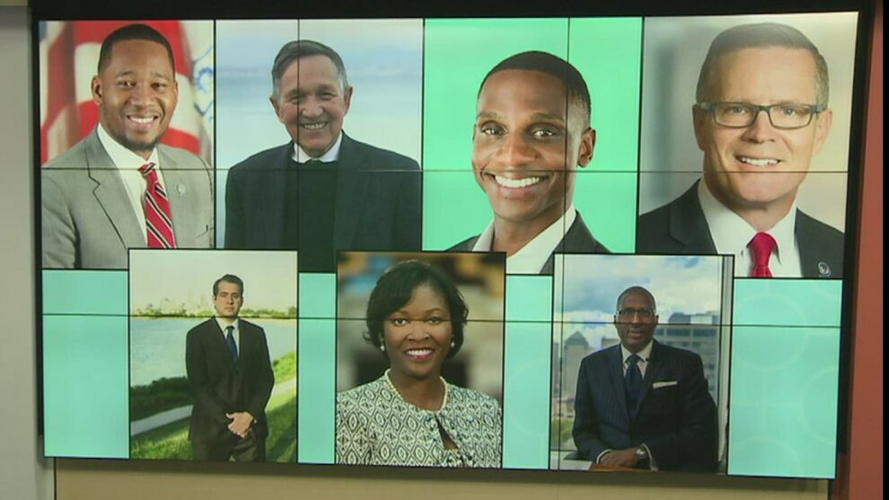 Cleveland mayoral candidates meet face-to-face for first time ahead of primary election