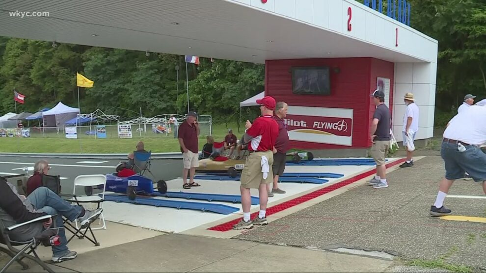 83rd Annual First Energy All-American Soap Box Derby kicks off in Akron