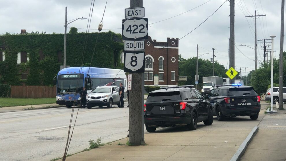 8-year-old in serious condition after being struck by a car in Cleveland, officials say