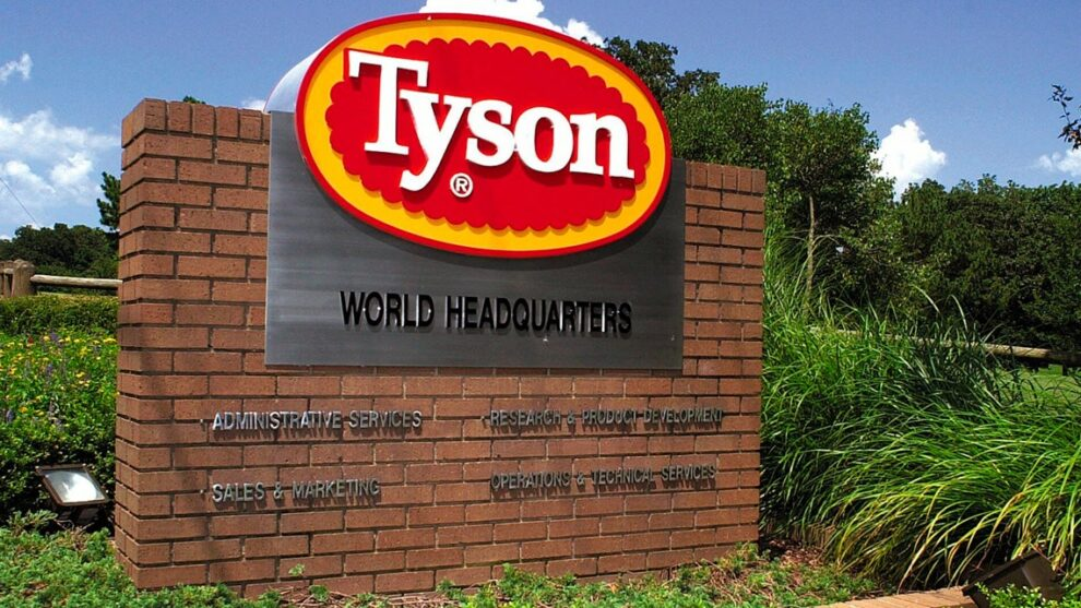 Tyson recalls more than 8 million pounds of chicken due to listeria concerns