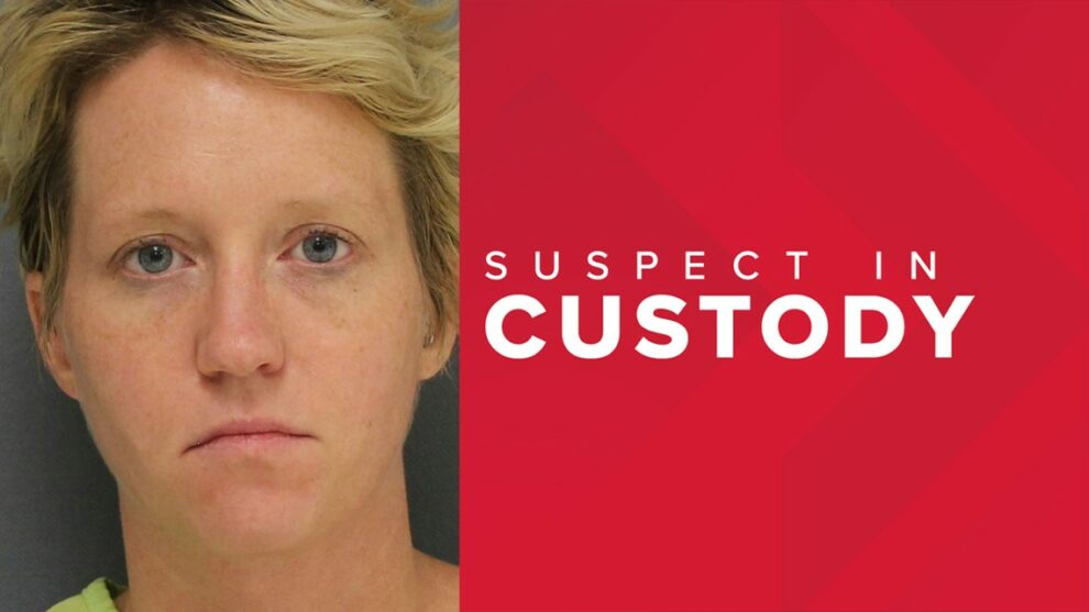 Woman arrested after
