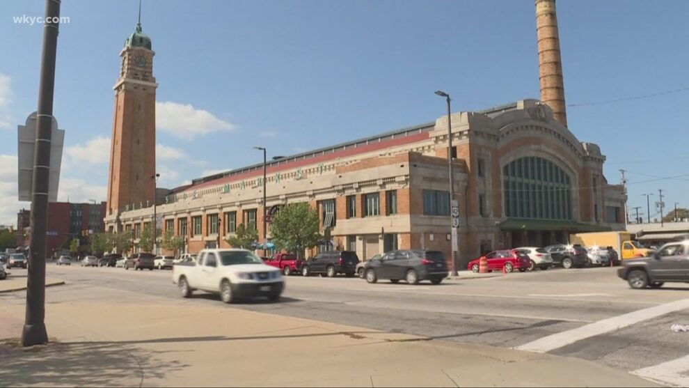 Weekend power outage impacts Cleveland