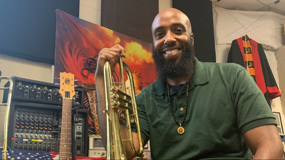 East Cleveland City School District names new Shaw HS band director