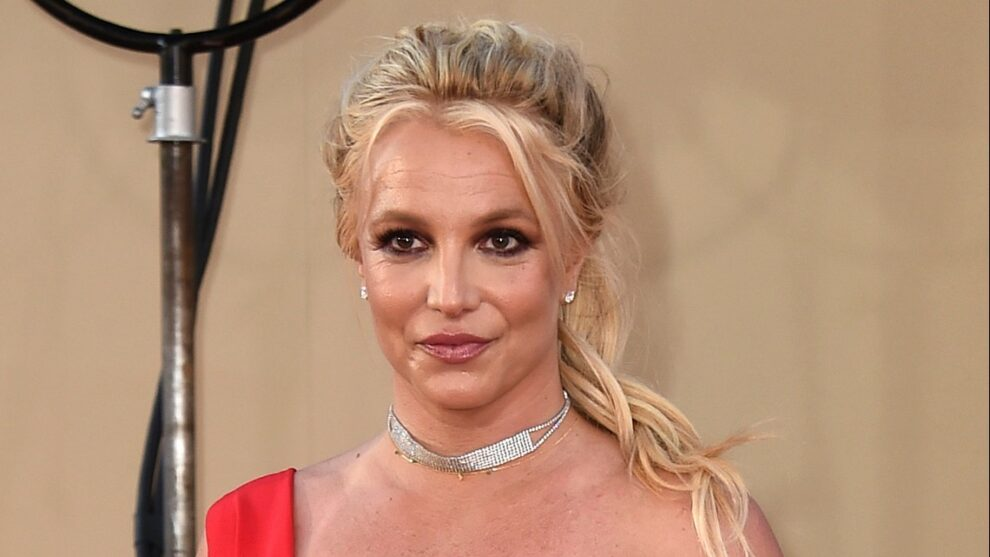 Reports: Trust company asks to be removed from Britney Spears