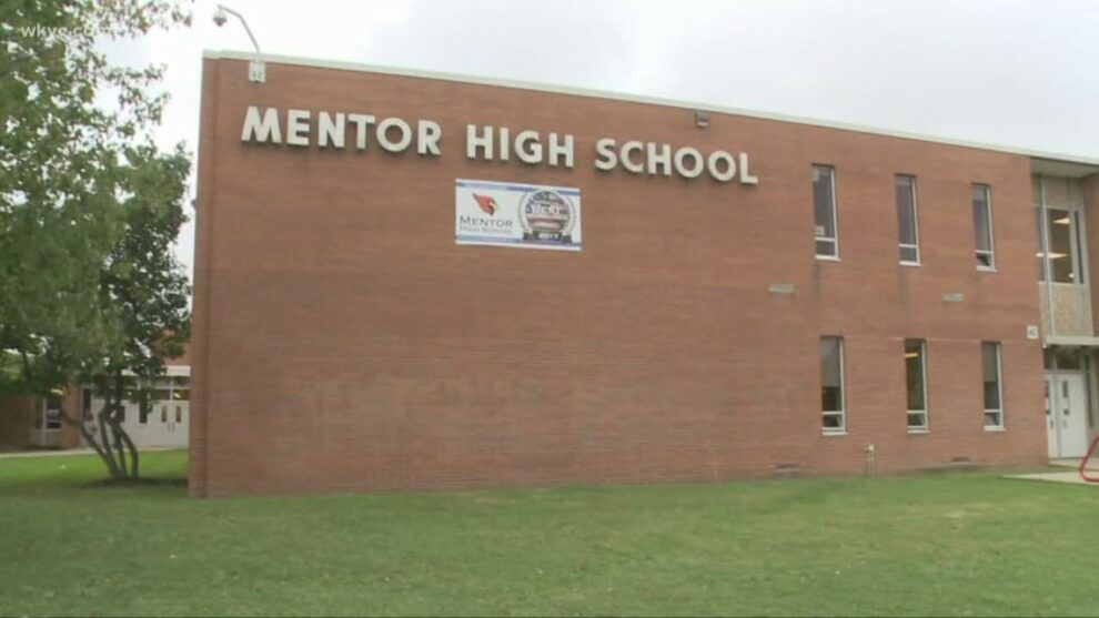 Mentor High School athlete named Gatorade Player of the Year