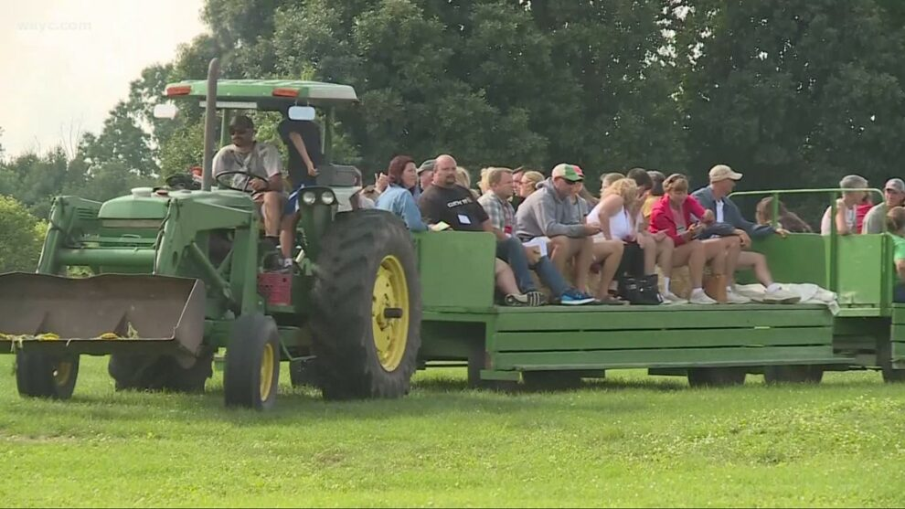 As agritourism industry grows, leaders from around the country gather for meeting in Stark County