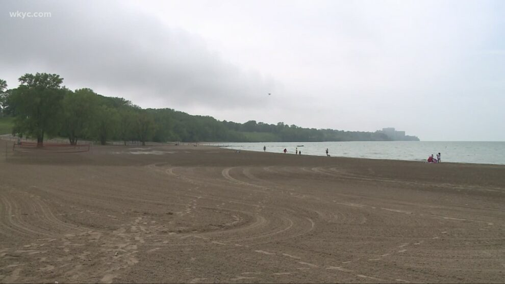 Water quality report: Edgewater, Villa Angela beaches expected to have high levels of bacteria Friday