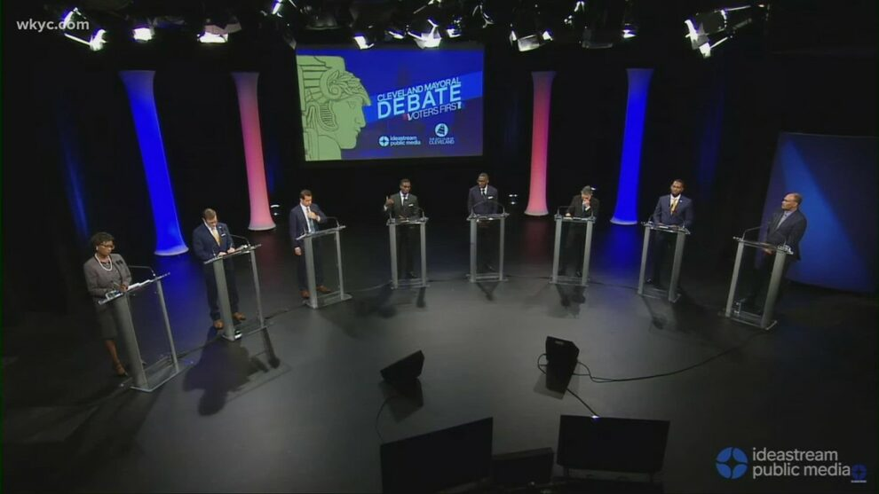 Cleveland mayoral candidates to square off in 2nd