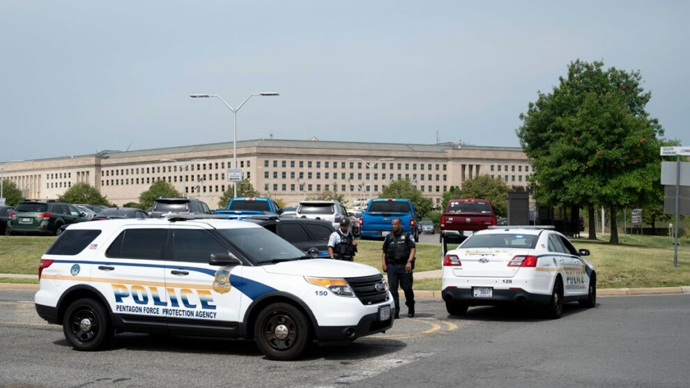 Watch Live: Pentagon locked down after multiple shots fired at nearby Metro bus station