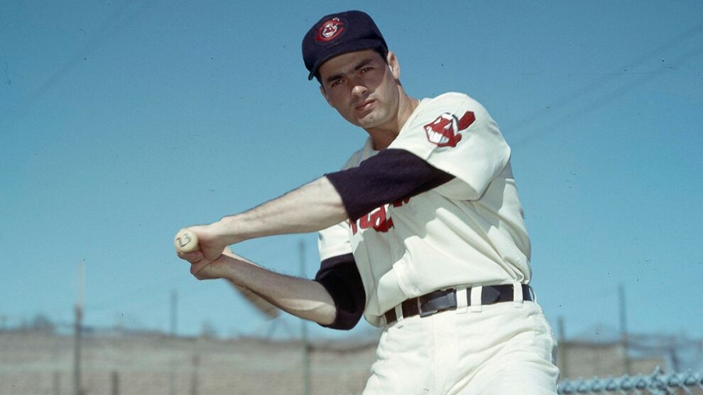 Statue of Indians great Rocky Colavito to be unveiling in Cleveland