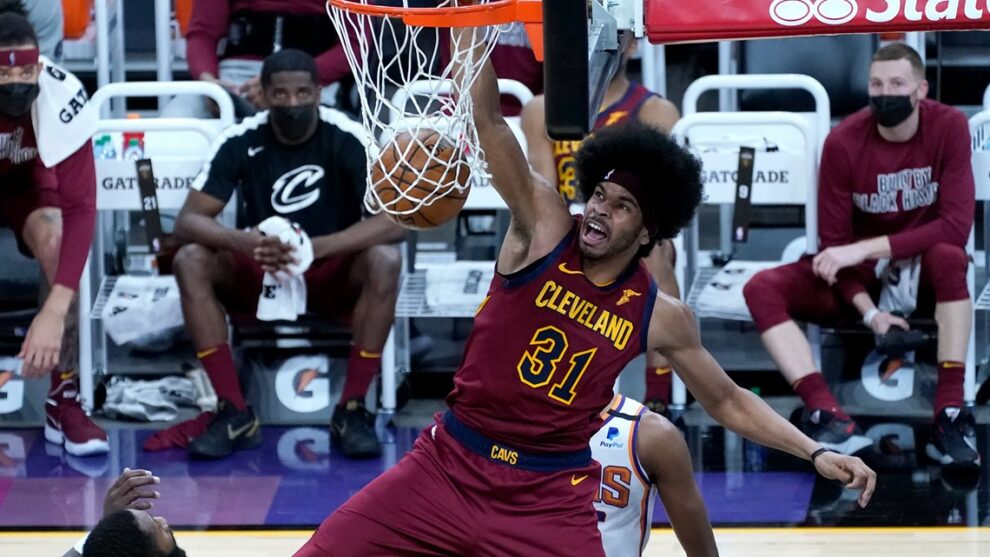 Cleveland Cavaliers, C Jarrett Allen officially agree to multi-year contract