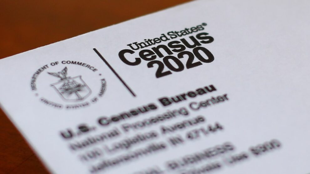 Claims that the U.S. census shows a white population decline need context