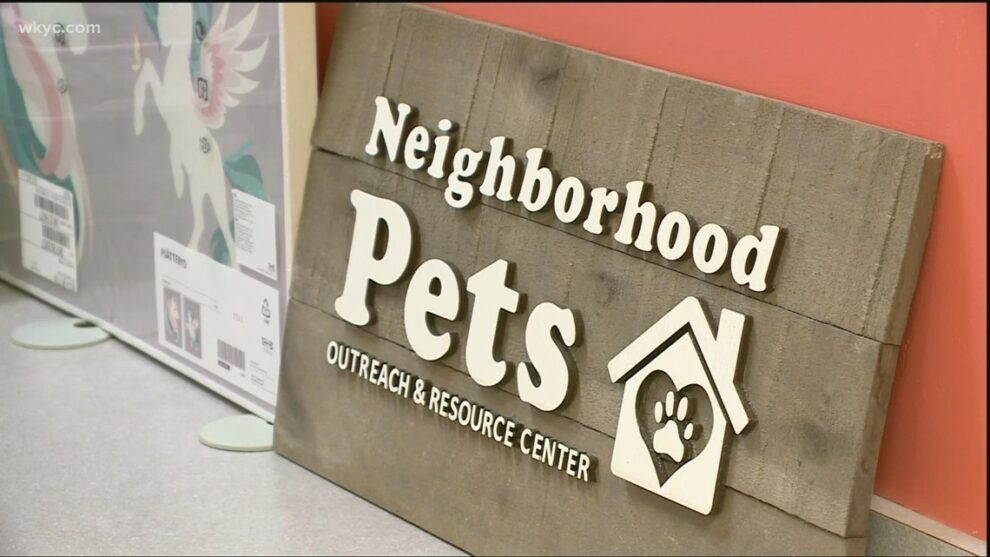 Neighborhood Pets helping Cleveland community with free or low-cost services to pet owners