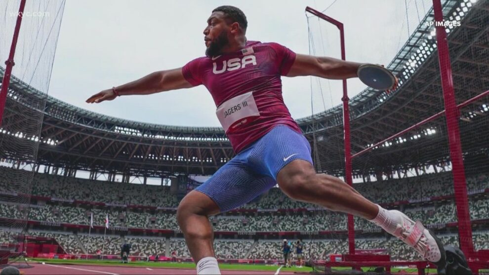 Coming Home to CLE: Catching up with Reggie Jagers after his first Olympics
