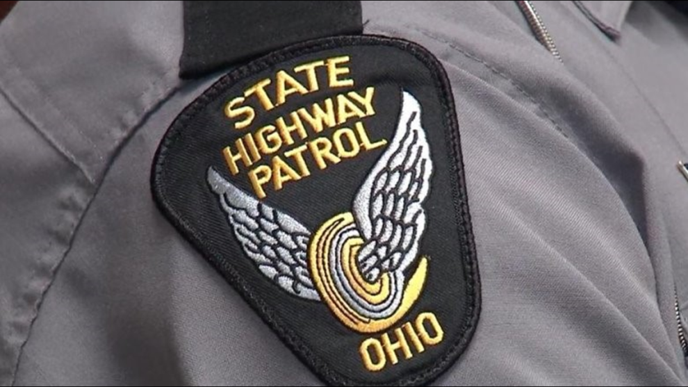 Ohio State Highway Patrol trooper to be awarded after helping to save the life of a woman who fell off a train in Texas