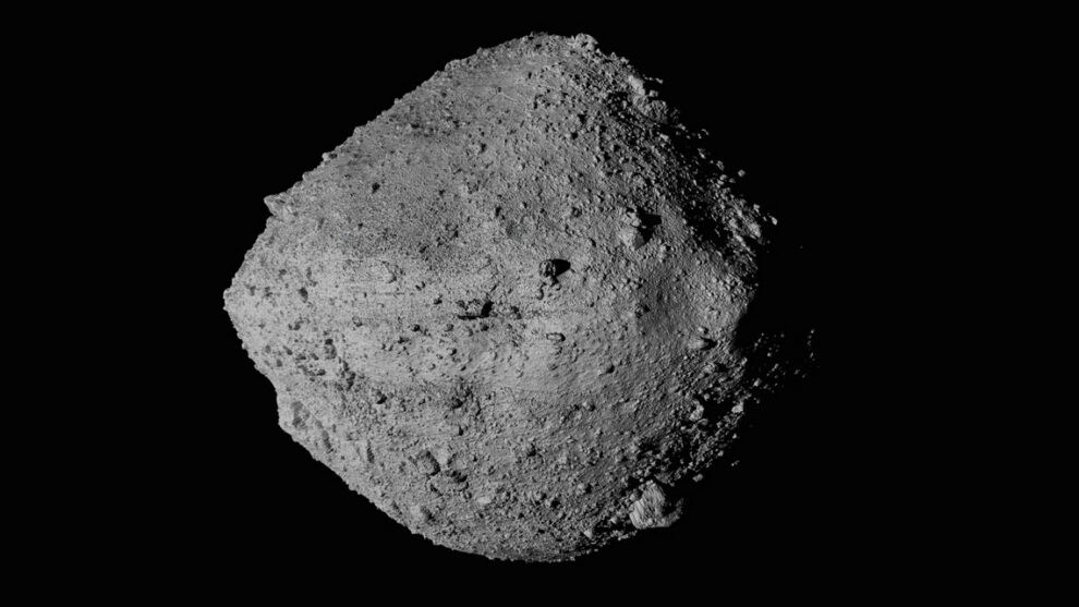 NASA revises prediction about whether asteroid Bennu will hit Earth