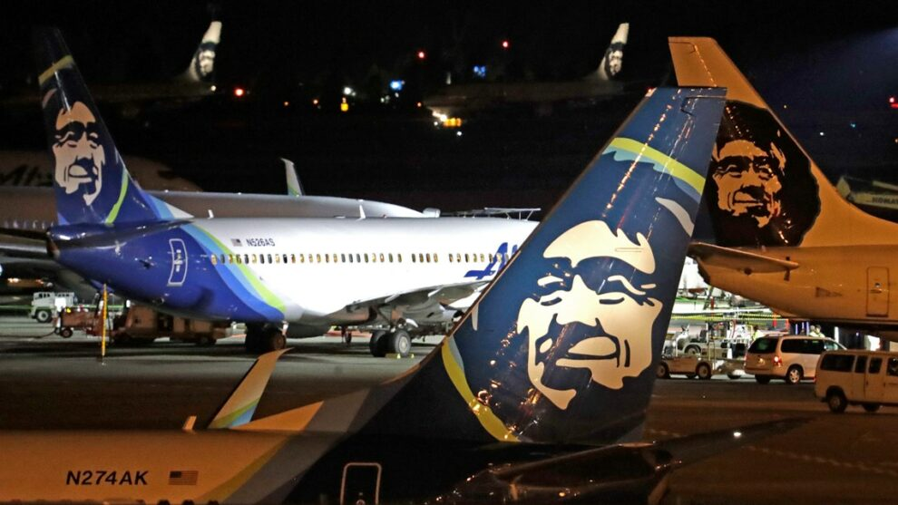 Alaska Airlines considering worker vaccine mandate once FDA gives approval