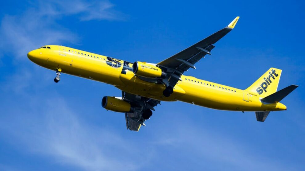 Cleveland Spirit Airlines passengers report long lines, flight cancellations Monday