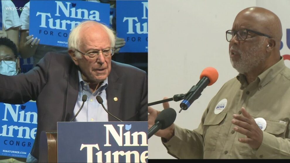 Big-name Democrats campaign for Shontel Brown, Nina Turner in race for Ohio