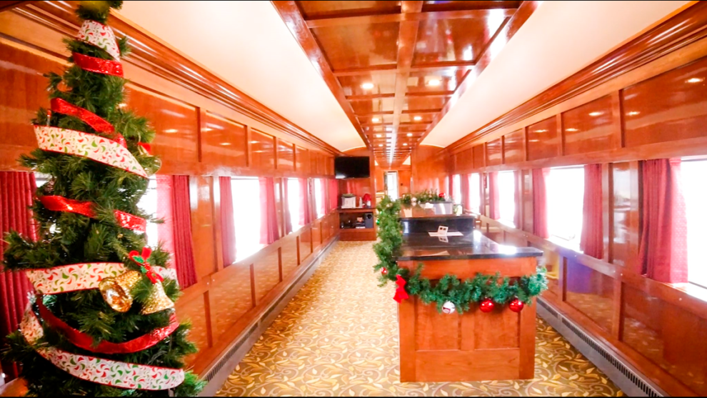 No more Polar Express! Cuyahoga Valley Scenic Railroad replacing popular holiday train ride with